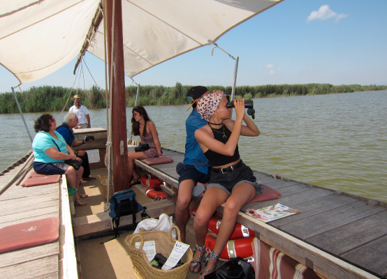 Albufera Lake in Valencia Tour