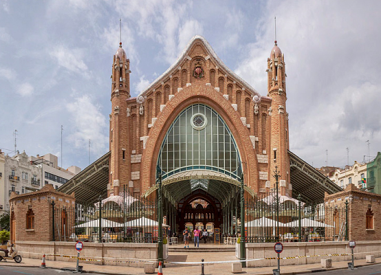Mercado Colon in Valencia Tours